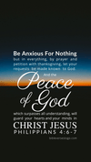 Christian Wallpaper – Philippians 4:6-7
