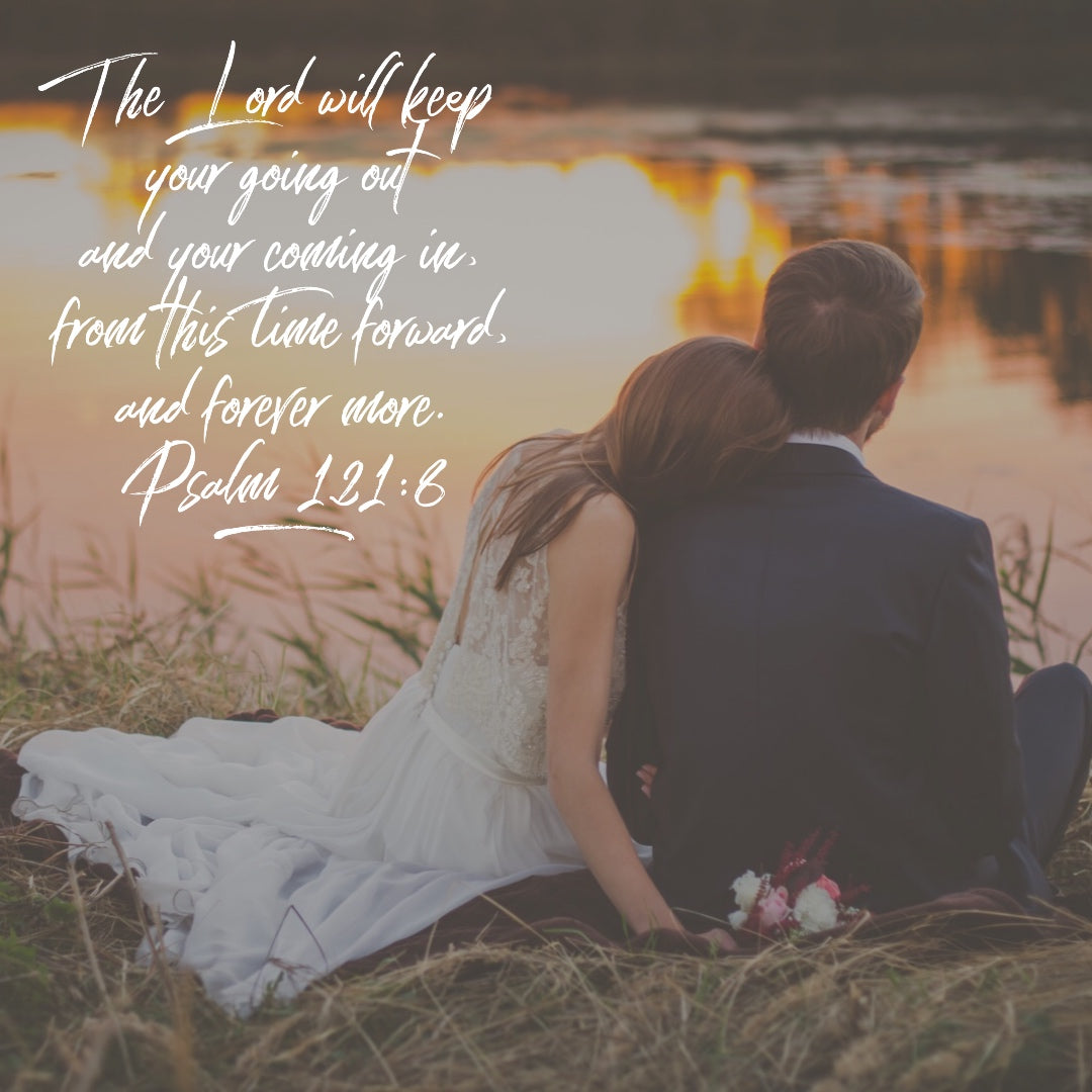 Psalm 121:8 - Forever More - Bible Verses To Go