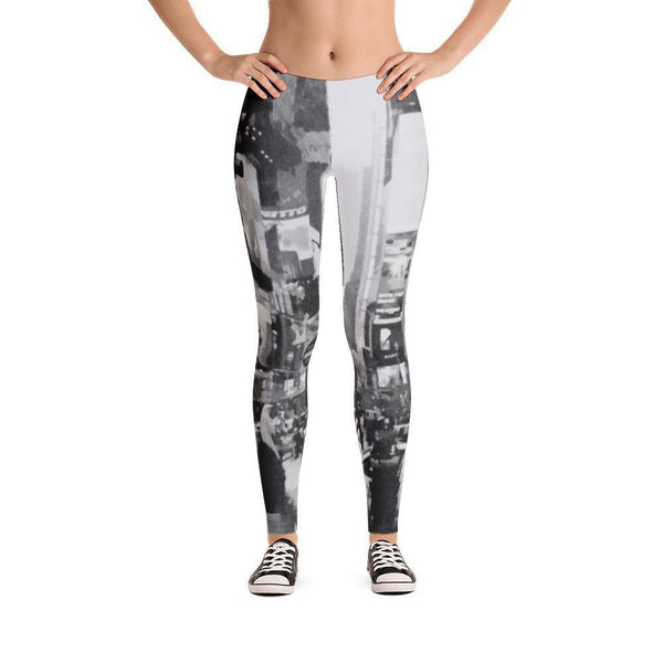 Times Square Leggings