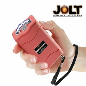 JOLT 35 Million Volt Mini Pink Stun Gun - Safety Technology Super Store