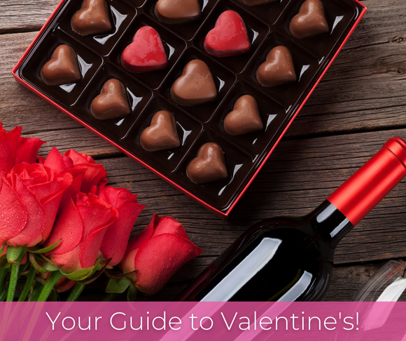 Be My Valentine Gift Guide