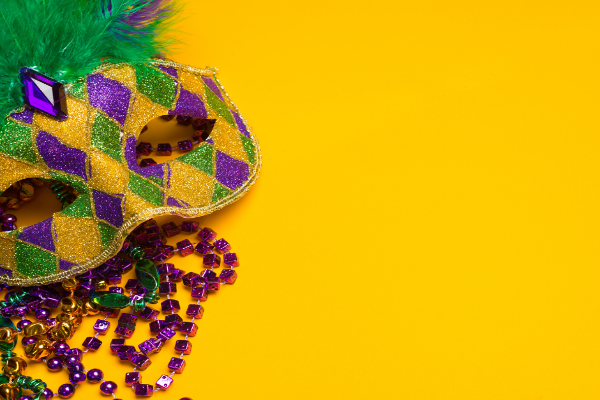 Party Like the Big Easy: It's Mardi Gras Time!