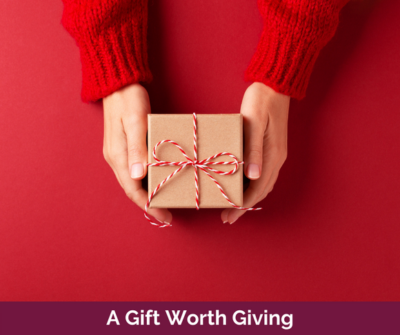 A Gift Worth Giving: Christmas Guide