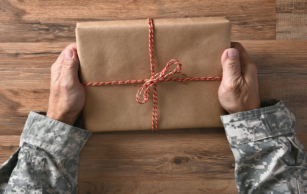 Your Military Christmas List Reporting for Duty