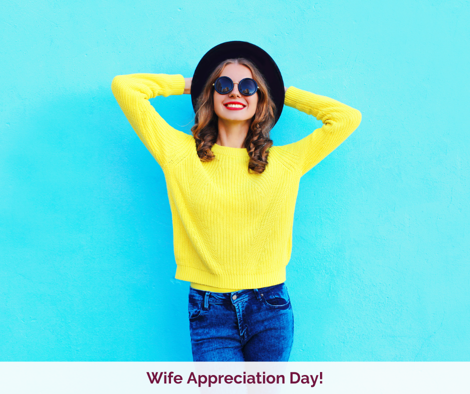 Gift Guide for Wife Appreciation Day
