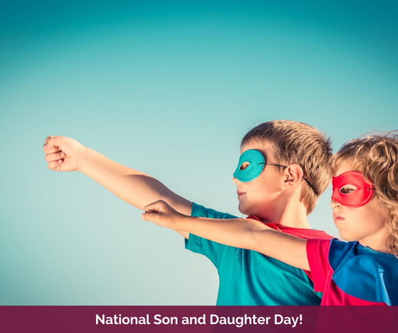 What to Get for National Son and Daughter Day