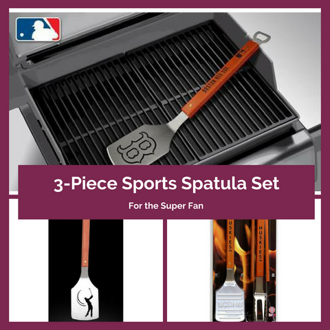 Three-piece BBQ Sports Set