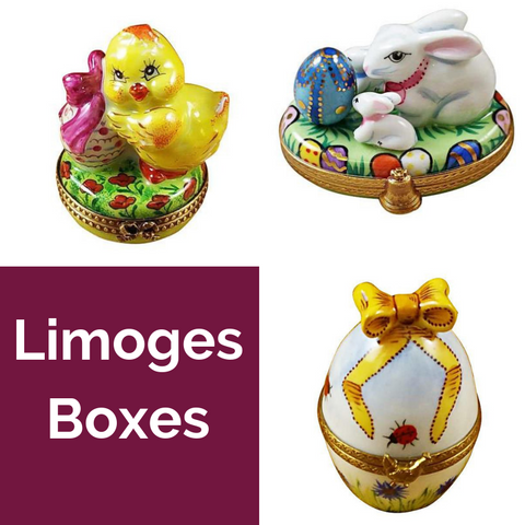 Easter Limoges Box Collection by Rochard