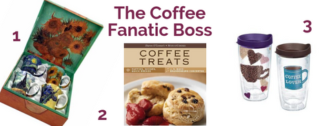 Gifts for Your Coffee Loving Boss