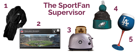 Gifts for Your Sports Loving Boss