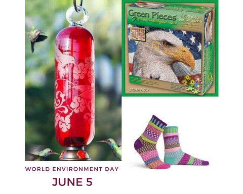 World Environment Day | Top Notch Gift Shop