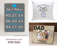 For the Sentimental Dad | Top Notch Gift Shop