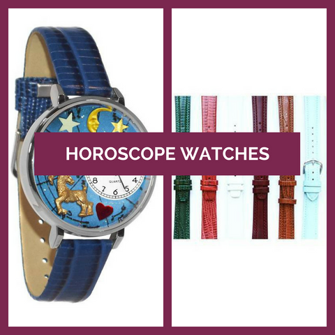 Star Sign Watches for Birthday Girl or Boy Top Notch Gift Shop