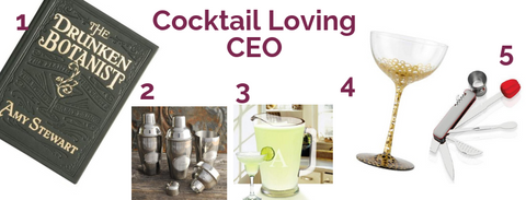 Cocktail Loving CEO