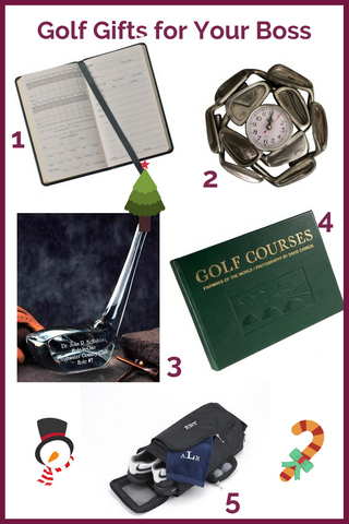 Perfect Gifts for Golf Lovers