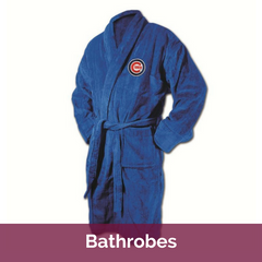 MLB Bathrobes | Top Notch Gift Shop