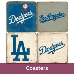 MLB Coasters | Top Notch Gift Shop