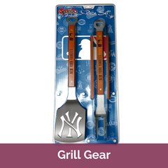 MLB Grill Gear| Top Notch Gift Shop