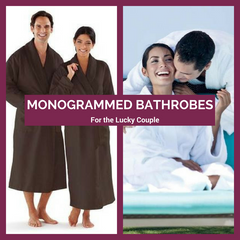 Monogrammed Bathrobes Top Notch Gift Shop