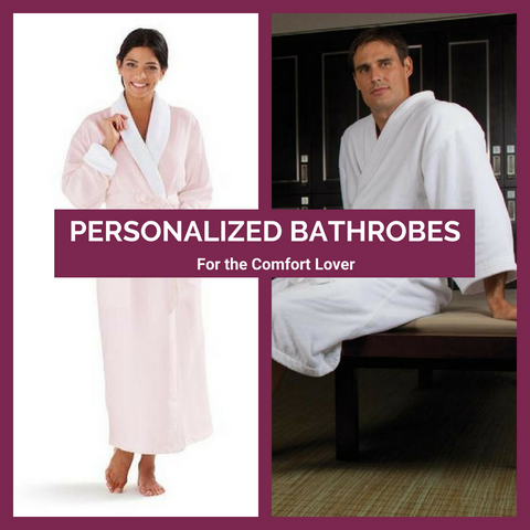 Personalized Bathrobes Top Notch Gift Shop