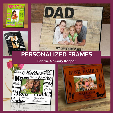 Personalized Frames for All Occasions Top Notch Gift Shop