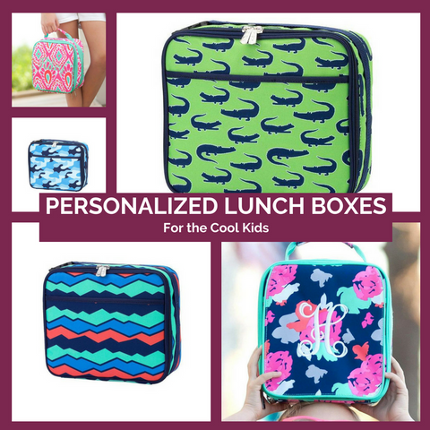 Personalized Lunch Boxes Top Notch Gift Shops