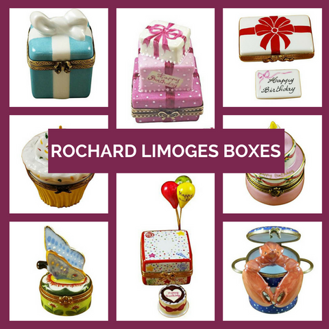Rochard Limoges Boxes Top Notch Gift Shop