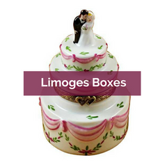 Wedding Limoges Boxes