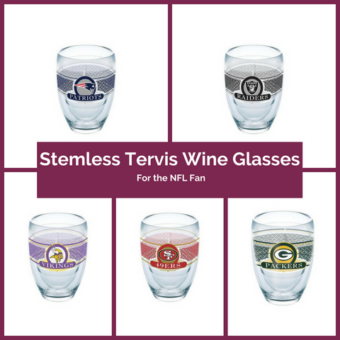 Stemless Tervis Wine Glasses Top Notch Gift Shop