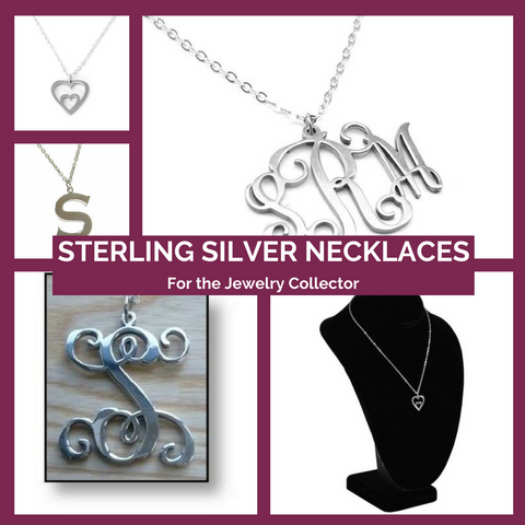 Sterling Silver Necklaces Made in the USA Top Notch Gift Shop