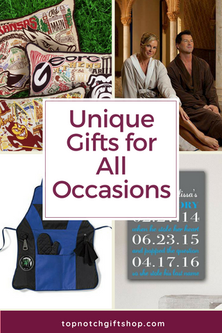 Unique Gifts for all Occasions