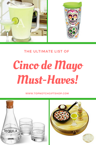 Cinco Perfecto Gifts for Cinco De Mayo! | Top Notch Gift Shop