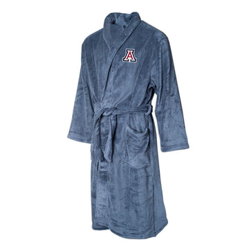 Arizona Wildcats Men's Plush Bathrobe