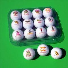 12 Days of Christmas Golf Balls