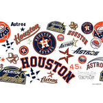 Houston Astros All Over Stainless Steel Tumbler With Lid-Tumbler-Tervis-Top Notch Gift Shop