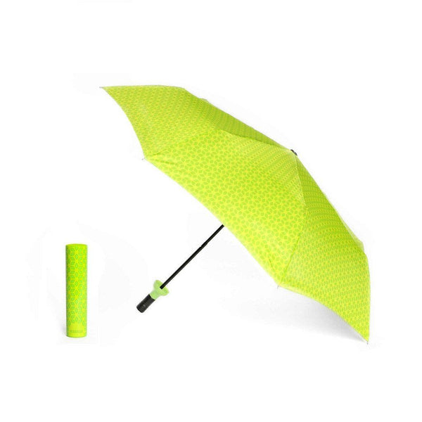 Green Botanical Wine Bottle Umbrella-Umbrella-Vinrella-Top Notch Gift Shop