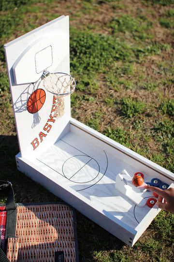 Tabletop Darts Basketball Game