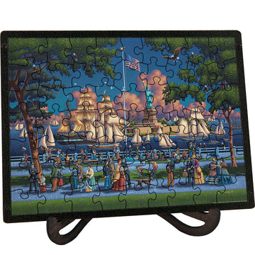 Statue of Liberty - Picture Perfect Puzzle™