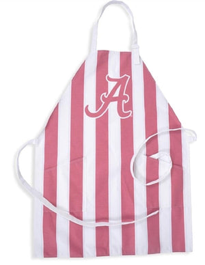 Alabama Crimson Tide Tailgate and BBQ Apron-Apron-Desden-Top Notch Gift Shop