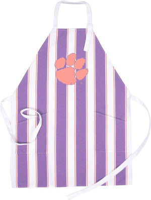 Clemson Tigers Tailgate and BBQ Apron-Apron-Desden-Top Notch Gift Shop