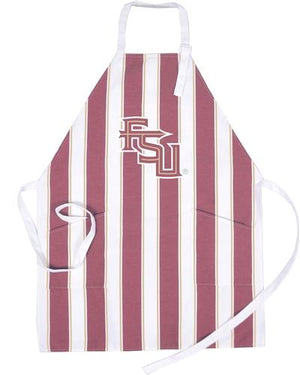 Florida State Seminoles Tailgate and BBQ Apron-Apron-Desden-Top Notch Gift Shop