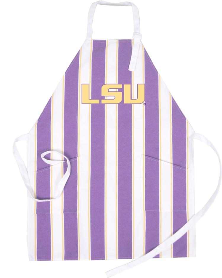 LSU Tigers Tailgate Apron-Desden-Top Notch Gift Shop