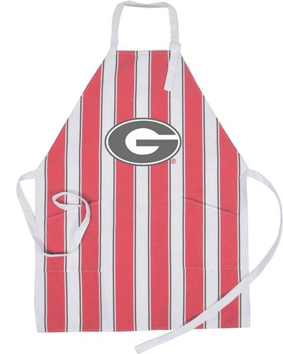 Georgia Bulldogs Tailgate and BBQ Apron-Apron-Desden-Top Notch Gift Shop