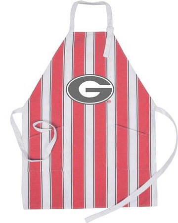 Georgia Bulldogs Tailgate and BBQ Apron