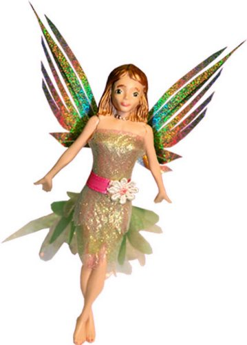 Flitter Fairies - Alexa, The Meadow Fairy-Toy-William Mark Corp.-Top Notch Gift Shop