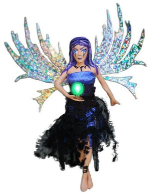 Flitter Fairies-Aerioth, The Cave Fairy-Toy-William Mark Corp.-Top Notch Gift Shop