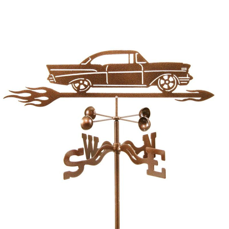57 Chevy Weathervane-EZ VaneTop Notch Gift Shop