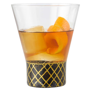 Mingle Highball Glass by Lolita-Highball Glasses-Designs by Lolita® (Enesco)-Top Notch Gift Shop