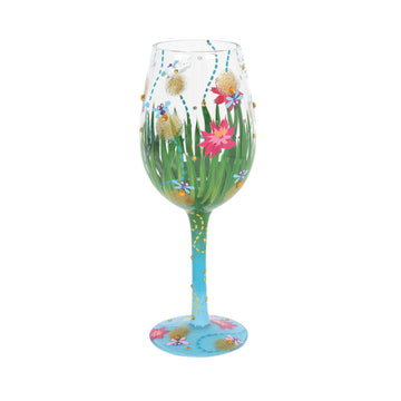 Firefly Wine Glass by Lolita®