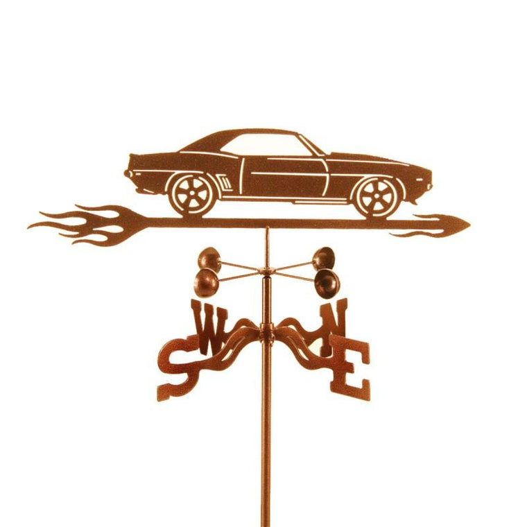 69 Camaro Weathervane-EZ VaneTop Notch Gift Shop
